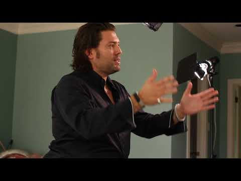 Armando Montelongo - Cuts off Interview