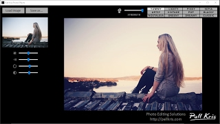 Pall Kris Photo Effects: Free software for Windows 64 bit
