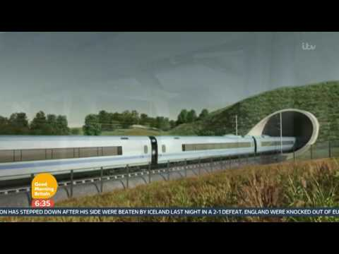 HS2 Rail Project Could Be Delayed | Good Morning Britain