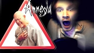 [HEART ATTACK WARNING] - Amnesia: Custom Story - Part 1 - Can't Remember