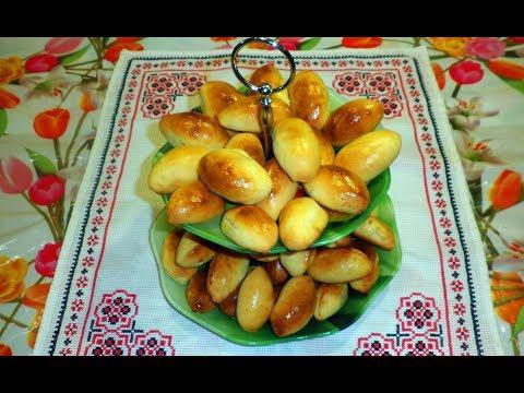 Закусочные «пирожки-малютки» на скорую руку / Закусочні пиріжки / Пирожки с мясом в духовке.