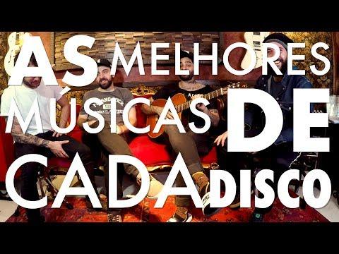 As MELHORES Músicas De Cada DISCO! (PARTE 2)