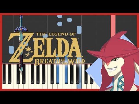 Legend of Zelda: Breath of the Wild OST - Prince Sidon's Theme