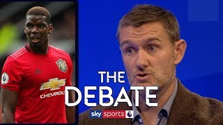 Will Paul Pogba stay at Man United for the rest of the season? | Hartson & Hinchcliffe | The Debate