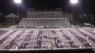 UCA Bear Marching Band Latin Magic Show 2016