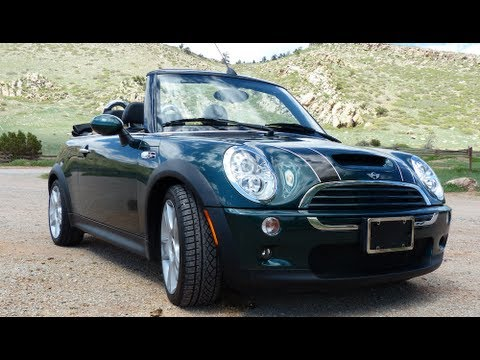 Modern Collectibles Exposed The 2008 Mini Cooper S Convertible 0 60 Mph Review
