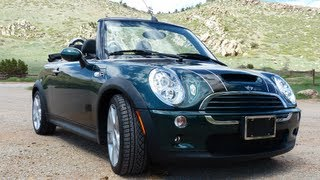 Modern Collectibles Exposed: The 2008 MINI Cooper S Convertible 0-60 MPH Review