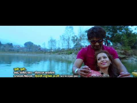 New Nepali Aadhunik song Juni juni by Sitaram Bastola ft Kajish shrestha & priya HD 1080p