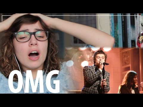 Thumbnail: HARRY STYLES - EVER SINCE NEW YORK | REACTION