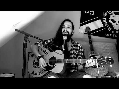 Burn The Witch - Shawn James (Acoustic Cover)