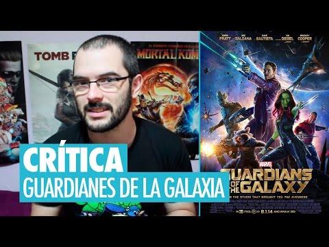 CRÍTICA: Guardianes de la Galaxia - 9,5/10
