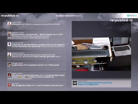 re:publica 2017 | Day 2 - Livestream Stage 1 - English incl. Translation Mp3