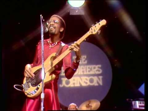 The Brothers Johnson  Stomp Live on the Midnight special