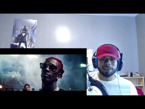 Young Thug, 2 Chainz, Wiz Khalifa & PnB Rock – Gang Up REACTION!