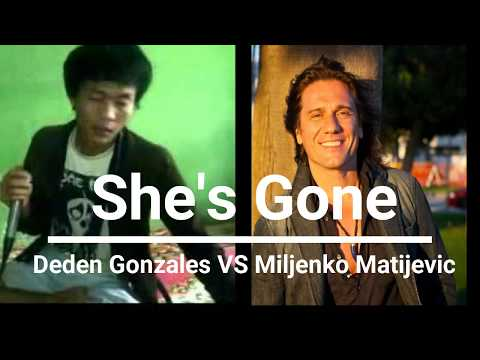 Steelheart - She's Gone [Miljenko Matijevic VS Deden Gonzales]