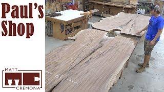 Canadian Woodworks Shop Walk Through