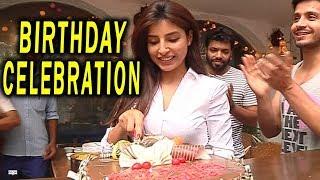 Sadda Haq's Harshita Gaur Birthday Celebration & Cake Cutting  UNCUT
