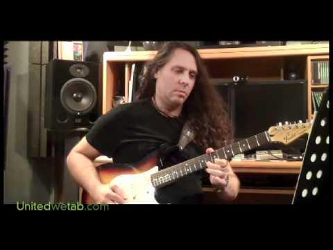 Bon Jovi - Bed of Roses Guitar Cover
