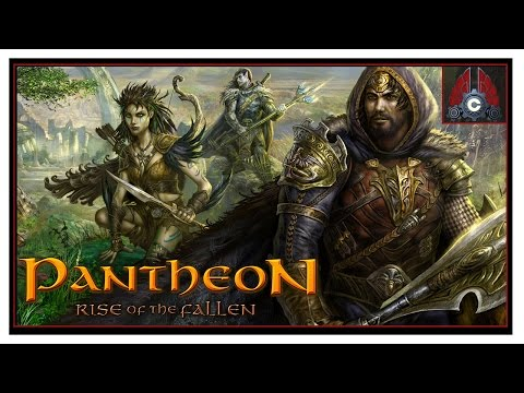 CohhCarnage Plays Pantheon With The Devs (May 2nd 2017)
