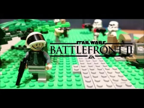 LEGO Star Wars Battlefront II