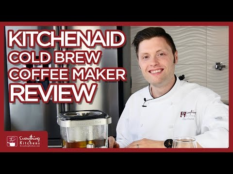 KitchenAid Cold Brew Coffee Maker – Review by Chef Austin