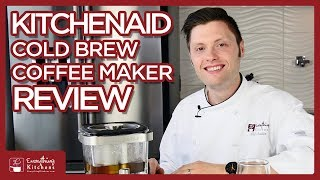 KitchenAid Cold Brew Coffee Maker - Review by Chef Austin