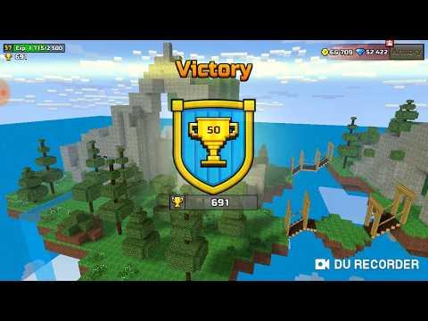 Pixel Gun 3D Episode 14 Saint Patrick's Day Trader Van Weapons Review