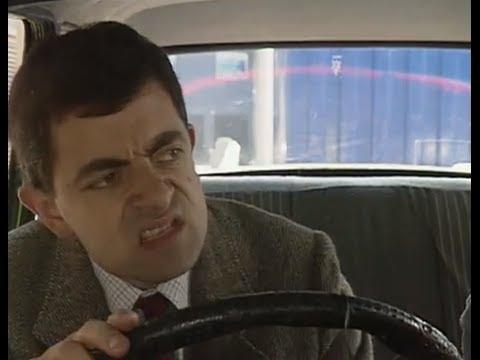 مستر بين - محبوس في موقف السيارات