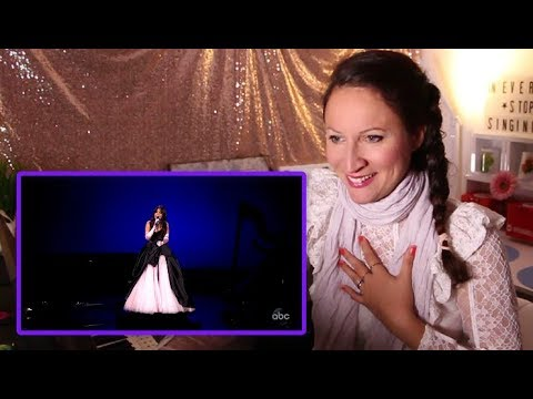 Vocal Coach REACTS To CAMILA CABELLO -Consequences AMA's