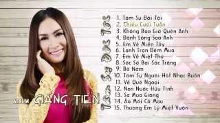 Giáng Tiên - Album Audio TÂM SỰ ĐỜI TÔI