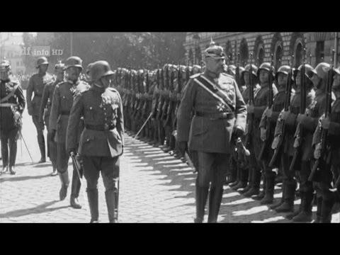 [Doku] Hitler und Ludendorff - Der Gefreite und der General (2/3) Der totale Krieg [HD]