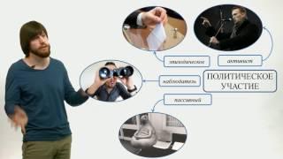 обществознание ЕГЭ 2019: Политическое поведение и политическое участие