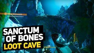 Destiny 2 Loot Cave Update: Sanctum of Bones Lost Sector Works Too