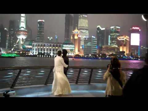 Shanghai-The Hustle and Bustle of Shanghai
