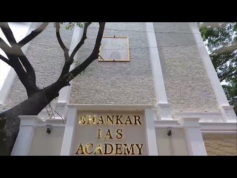 Welcome to the New Shankar IAS Academy Campus, Chennai