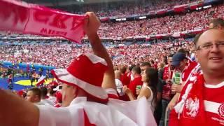 16 czerwca 2016 Polska-Nimcy Euro 2016 Bałkanica