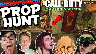 RED HOUSE PLAYS NEW *PROP HUNT* FUNNY MOMENTS!