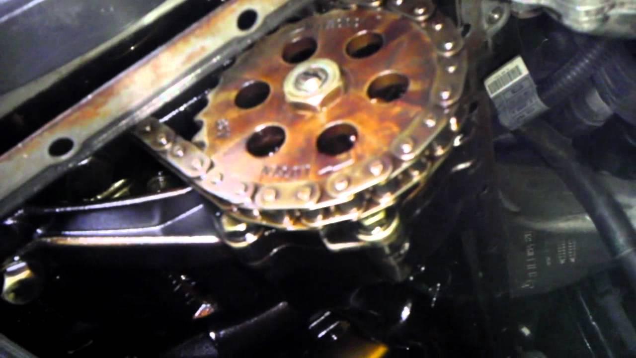 BMW e46 Oil pump failure