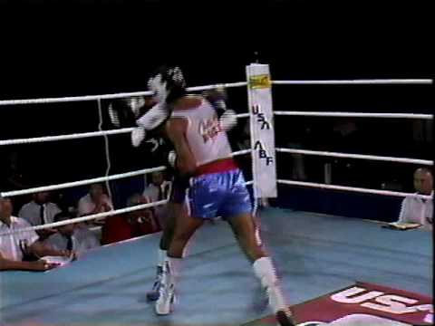 1985 North American Boxing Championship