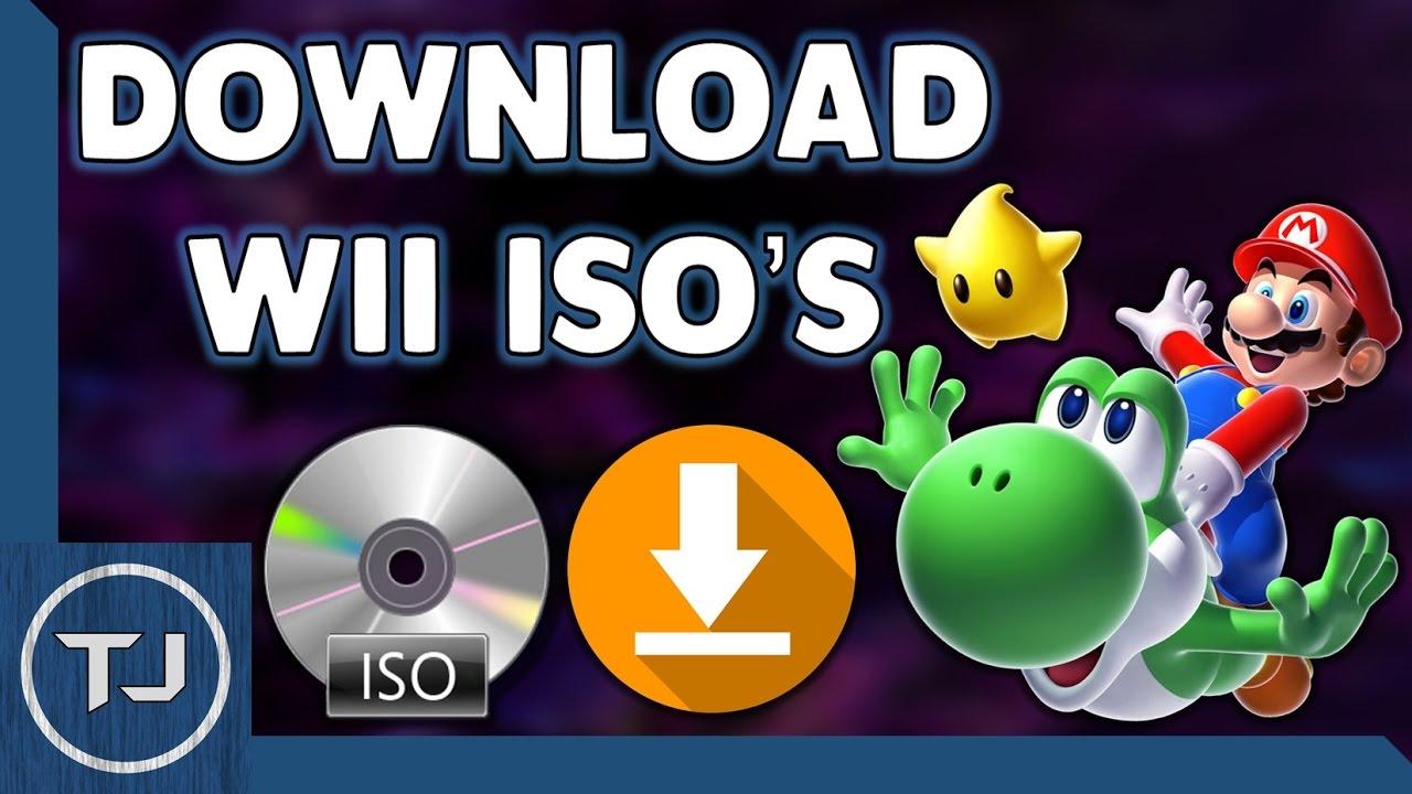 download roms wii iso