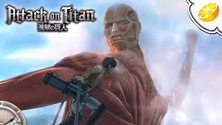 Attack on Titan: Humanity in Chains | Citra Emulator Canary 423 (GPU Shaders) [1080p] | Nintendo 3DS
