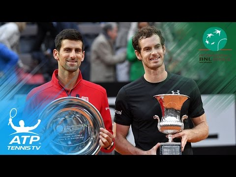 Watch live ATP tennis streaming from Rome on Tennis TV | Internazionali BNL d'Italia 2017