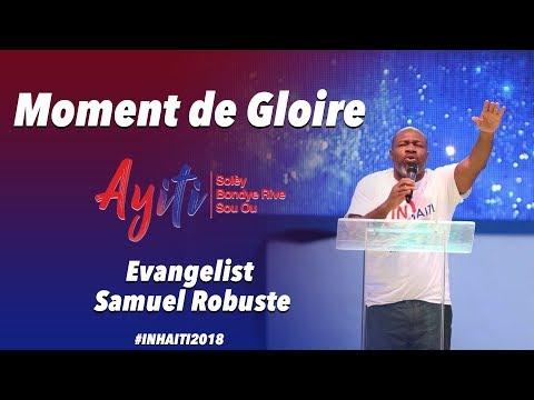 In Haiti| Samuel Robuste| Mwen bezwen w nan yon lot nivo | HAITI SOLEY BONDYE RIVE SOU OU