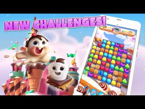 Cookie Jam Blast – Match & Crush Puzzle 1