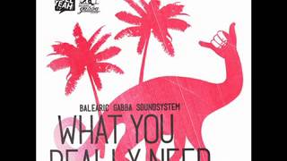 Soft House Company - What You Need [Enzo Elia Bg Style Mix] (Hell Yeah)