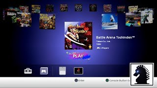 PS Classic - #1: Battle Arena Toshinden