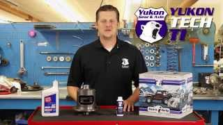 The Right Gear Oil for Yukon Dura Grip Positraction | Differential Tech Tips