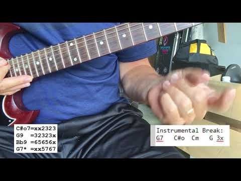 Come and Go Blues - Tutorial Lesson - Allman Brothers thumbnail