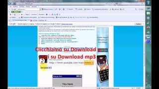 MP3 dai video di youtube