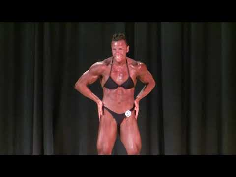 Women's Bodybuilding Runner Up 2013 NPC Mid Florida